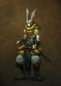 warrior bunny 212x300 - Dust Wars: A Game of Bunnies - Chapter 2